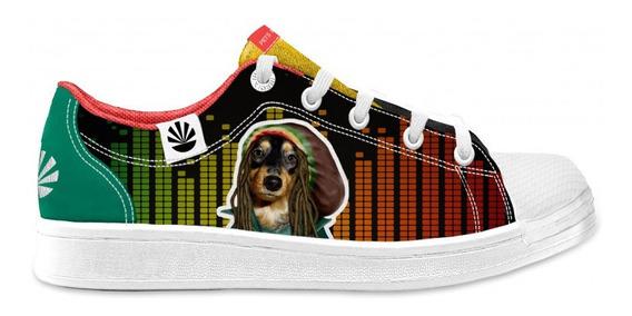 Zapatillas Marca Kioshi Modelo Reggae