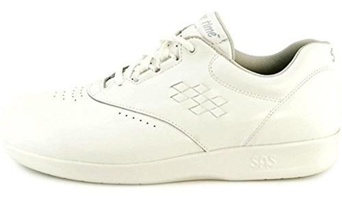 Sas Mujer, Freetime Sneaker Blanco 5 Ww