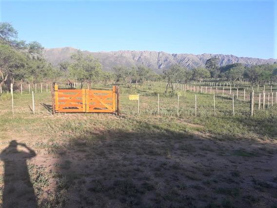 Lotes De 1000m2 En Cortaderas, San Luis