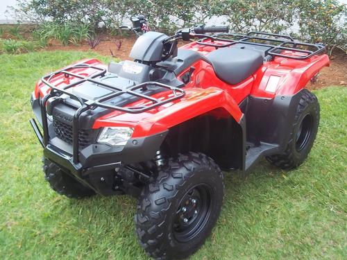 Quadriciclo Honda Fourtrax 420 4x4 2021 Faço Entrega
