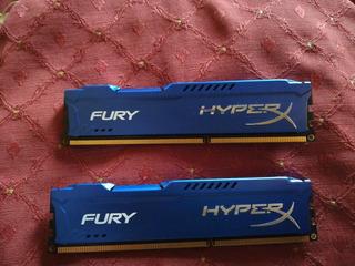 Memoria Ram (4gb) Marca Hyperx Fury