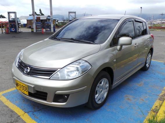 Nissan Tiida Mt 1800 Cc Aa