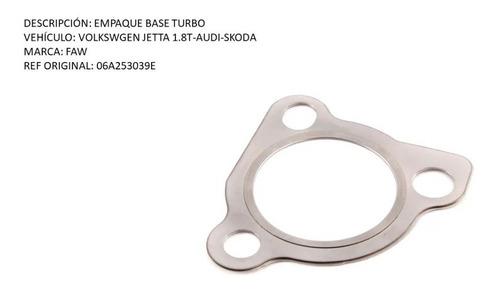 Empaque Base Turbo Volkswgen Jetta 1.8t-audi-skoda