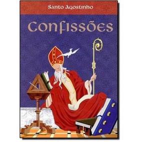 Livro Confissões Santo Agostinho.