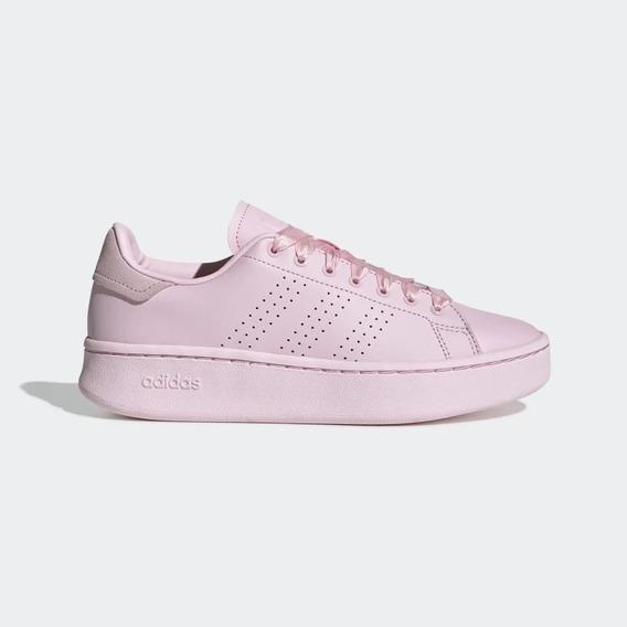 Tênis adidas Advantage Bold W Feminino Couro C/laço 10624