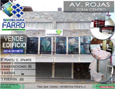 Venta De Edificio En La Av Rojas Ve01-0072ar-ah