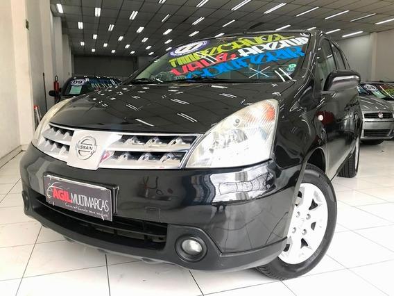 Nissan Livina Sl 1.8 Flex 2011 Automática Único Dono