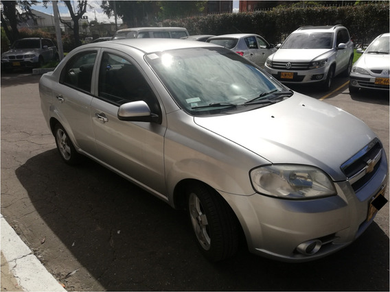 Aveo Emotion Full Equipo 1600