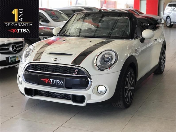 Mini Cooper 2.0 S Cabrio 16v Turbo