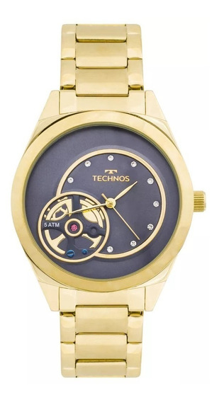Relógio Technos Feminino Fashion Trend 2036mfp/4a