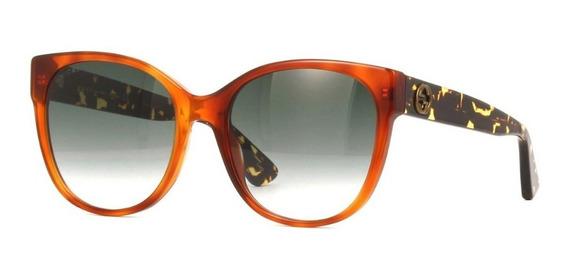 Lentes De Sol Gucci Gg0097s Para Dama 100% Originales Moda