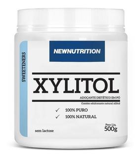 Adoçante Xilitol 500g Newnutrition