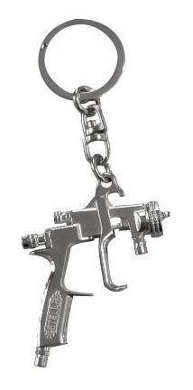 16 Chaveiros Réplica Pistola Para Pintura Ms 36 Steula-796