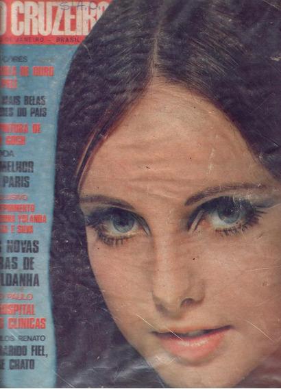 O Cruzeiro 1969.itaunas.fogo Canaviais.joinville.pelé.moda