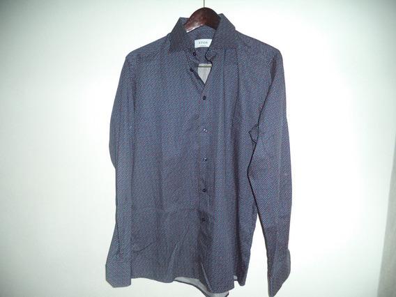 Camisa Exclusiva Eton ! * M *