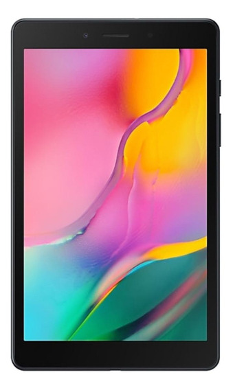 "Tablet Samsung Galaxy Tab A 2019 SM-T295 8"" 32GB black com memória RAM 2GB"