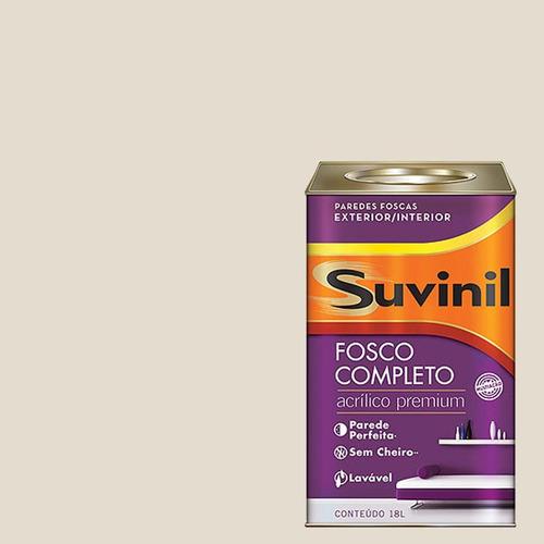 Tinta Acrilica Fosca Premium Suvinil Metrópole 18lts.