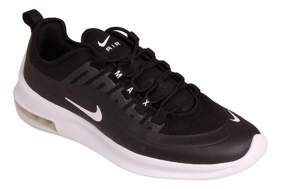 Tênis Masculino Nike Air Max Axis Premium - Preto/branco