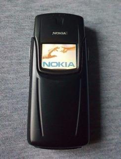 Nokia 8910i Titanio Negro Telefono Celular Gsm