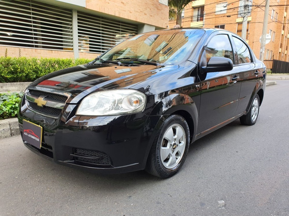 Chevrolet Aveo Emotion 1.600cc M/t C/a 2009
