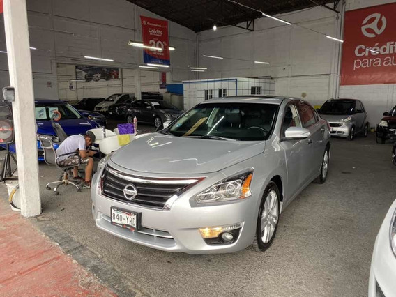 Nissan Altima 2013 3.5 Exclusive V6 Piel Cvt