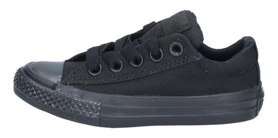 Zapatillas Converse Negras Media Cana Vestuario y Calzado