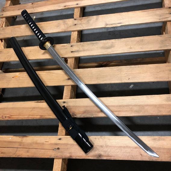 Espada Katana Ultimo Samurai 100% Fiel Y Letal Con Filo