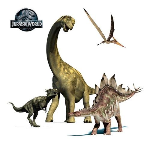 Vinilo Decorativo Dinosaurios -i03. Stickers Jurassic World