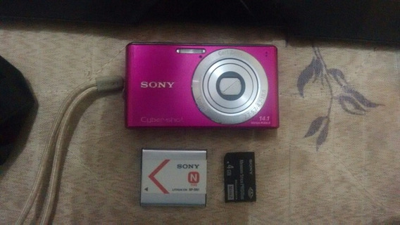 Sony Cyber-shot 14,1 Mp