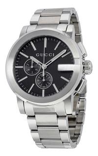 Reloj Gucci G Crono Ya101204 Entrega Inmediata