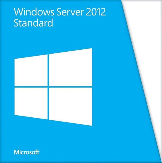 Licença Windows Server 2012 Standard Esd - Nota Fiscal