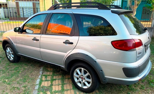 Fiat Palio 1.4 Weekend Trekking