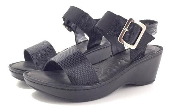 Stitching Limay Sandalia Acolchada El Mercado De Zapatos!
