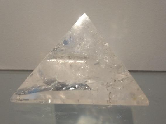 Pirâmide De Cristal, Pirâmide De Quartzo
