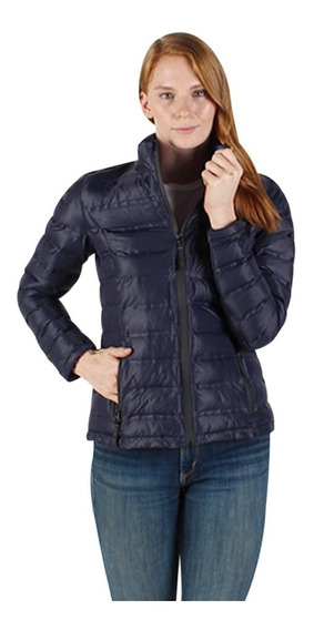 Chamarra Mujer Moda Greenlander Pol6787 Sin Costuras