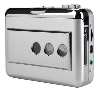 Convertidor De Cassette Ezcap218b Con Usb