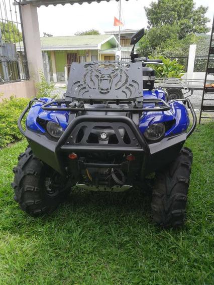 Yamaha Grizzly 700cc