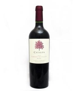 Vino Catalpa Cabernet Sauvignon 2016 Vinos Tintos Finos