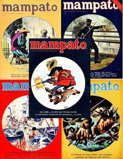 Mampato Revistas Escaneadas Digital-virtual Del 1 Al 432