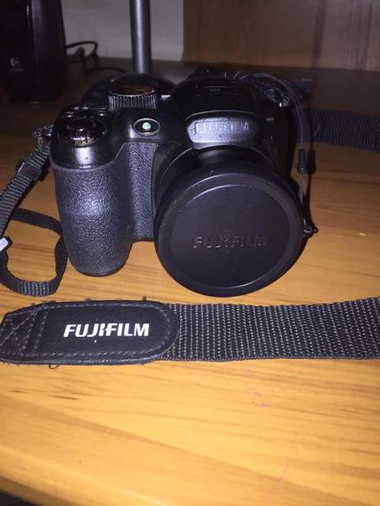 Cámara Fotográfica Fuji Film Hd Usada Para Repuesto