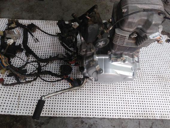 Motor Honda Cg150 Mix Ks (injetado) 2010