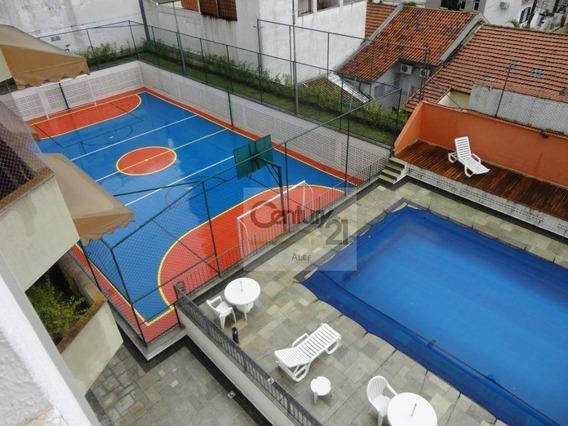 Apartamento Com 4 Dormitórios À Venda, 120 M² Por R$ 1.000.000,00 - Perdizes - São Paulo/sp - Ap1773