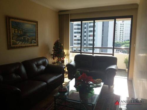 Apartamento À Venda, 110 M² Por R$ 500.000,00 - Nova Petrópolis - São Bernardo Do Campo/sp - Ap1599
