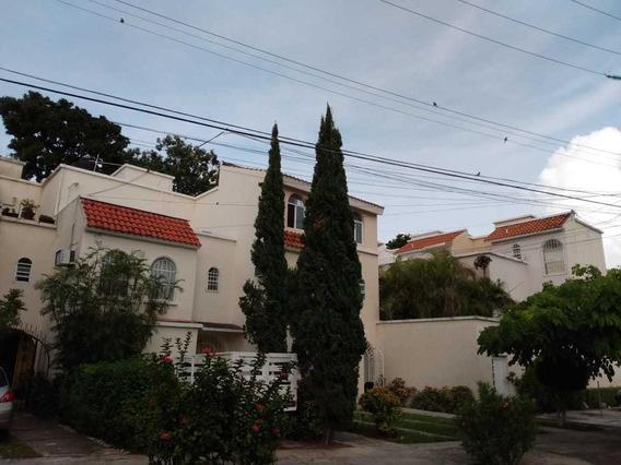 Venta Sm43 Villas Del Pedregal Casa 3 Niveles Alberca Común