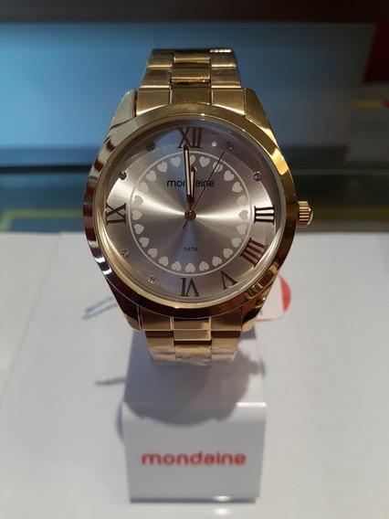Relógios Seculus E Mondaine Todos Com Um Ano De Garantia