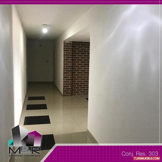 M&r - 010 Conj Res 303 Apartamentos En Venta