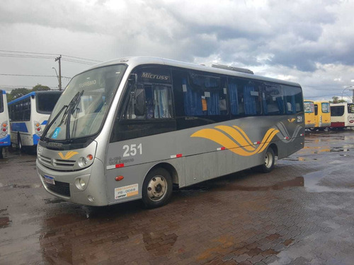 Micro-ônibus Rodoviário Volks 9.150 Ano 2008