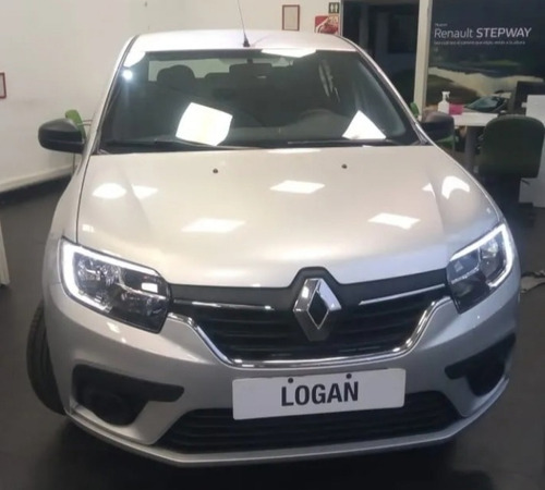 Renault Logan 1.6 16v Life Oferta Antici + Cuotas Fijas    W