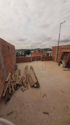 Cobertura Com 2 Dormitórios À Venda, 112 M² Por R$ 420.000,00 - Vila Marina - Santo André/sp - Co5542