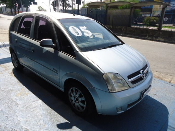 Chevrolet Meriva Maxx 1.8 Mpfi Flex 2005